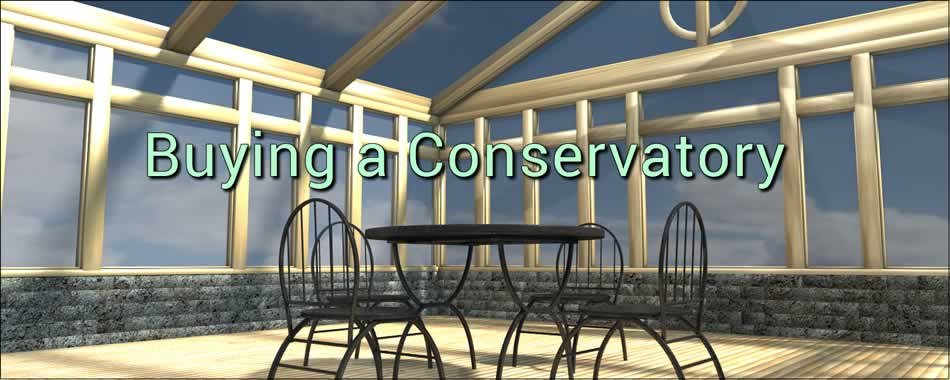 Buying a Conservatory Image